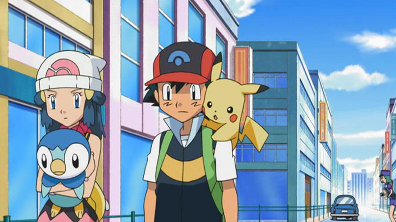 Folge 1 vom 29.06.2020   Pokémon: DP Sieger der Sinnoh-Liga / 13   Staffel 13   TVNOW