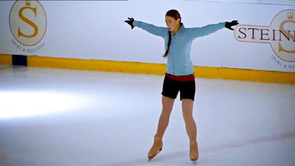 Katja will sich nur noch auf den Sport konzentrieren