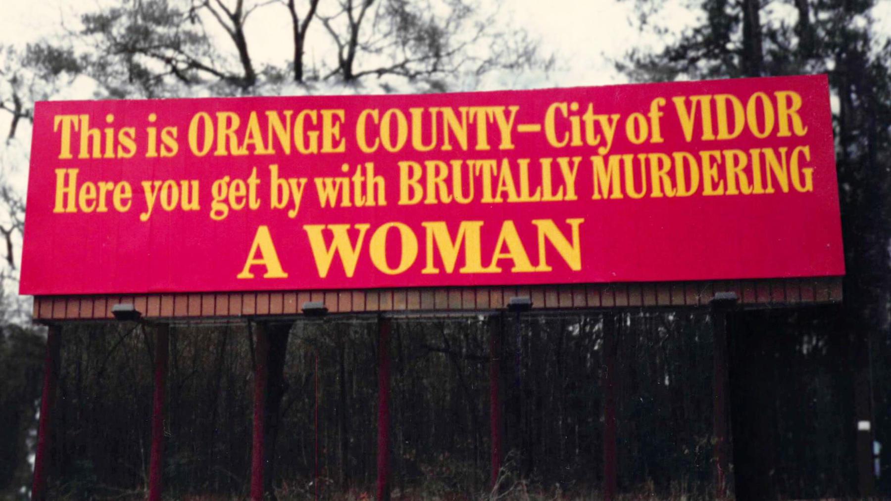 Plakate für Gerechtigkeit