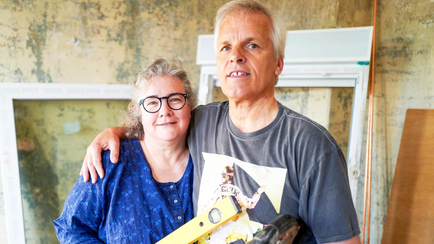 Heute u.a.: Belastungsprobe für Steffani und Bernd