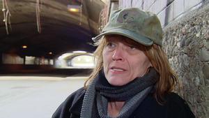 Obdachlose Mutter lässt Tochter verzweifeln