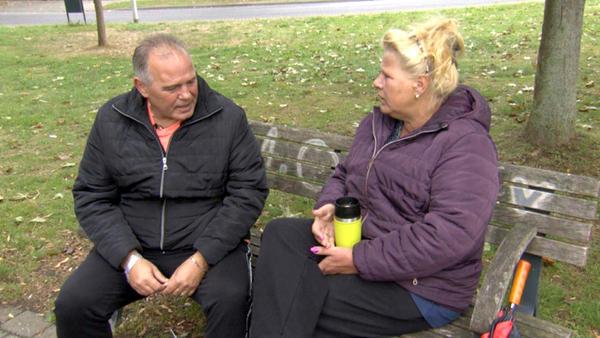 Keine Privatsphäre für Silvia & Harald