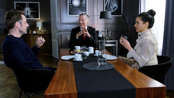 Justus beschließt, mit Georg reinen Tisch zu machen