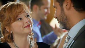 Richard verdrängt seine Skepsis gegenüber Claudia