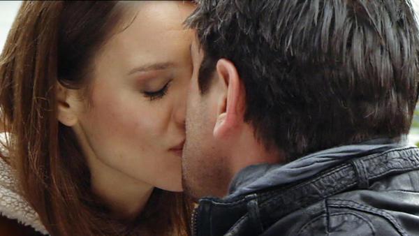 Jessica und Marian schwören sich ewige Liebe