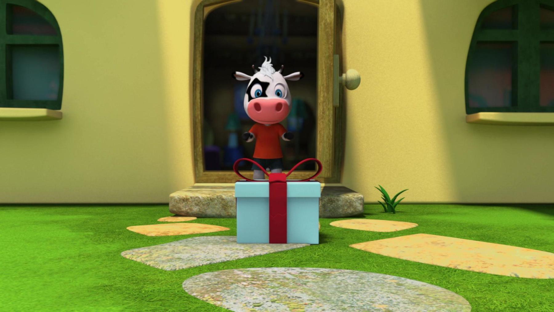 Toggolino hat Geburtstag