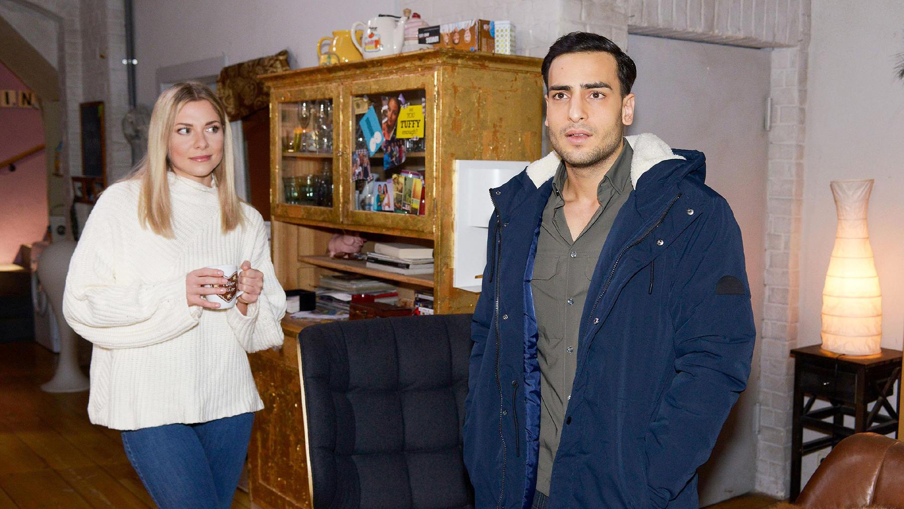 Nihat macht sich nach einem Streit mit Lilly Sorgen