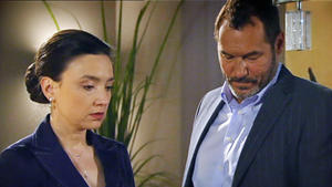 Simone wehrt sich gegen ihre Gefühle für Richard