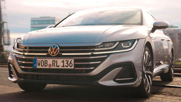 Thema u.a.: VW Arteon Shooting Brake