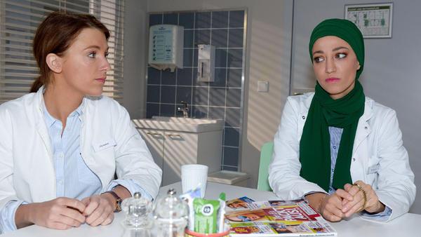 Nazan wird klar, dass Felix seine Mutter entführt hat