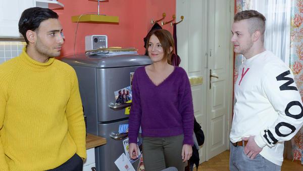 Nihat und Lilly wollen Jonas nicht ungeschoren davonkommen lassen