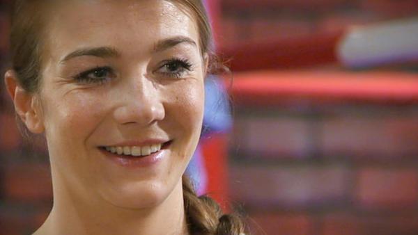 Katja hat gute Chancen, WM-Botschafterin zu werden