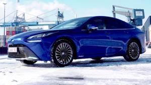 Thema u.a.: Toyota Mirai 2 mit Andi