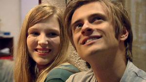 Lily verbringt einen schönen Abend mit Philip