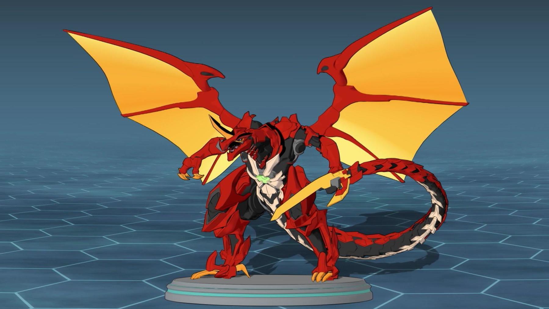 Dragonoid