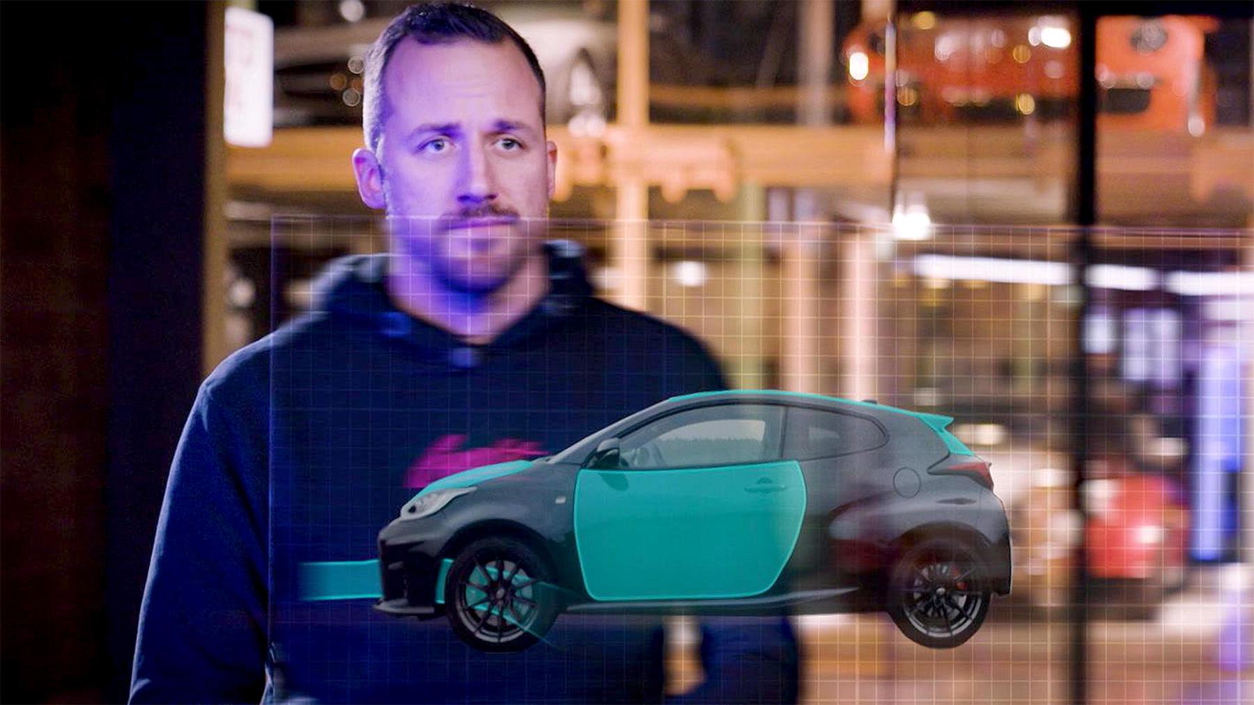 Heute u.a.: Lance testet den Toyota GR Yaris
