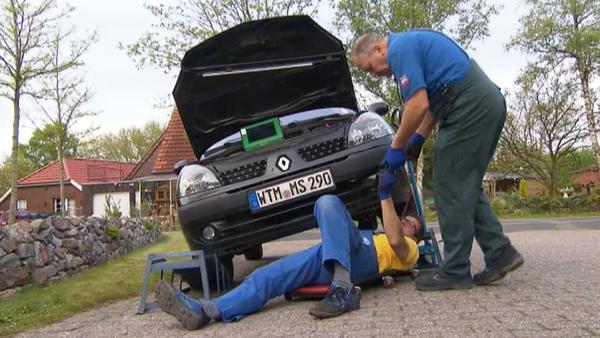 Thema u.a.: Die Autodoktoren in Ostfreisland