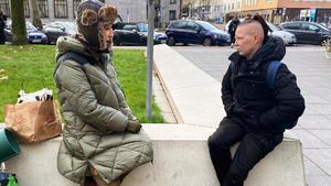 Prominent und obdachlos