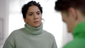 Laura appelliert an Moritz, sie nicht zu verraten