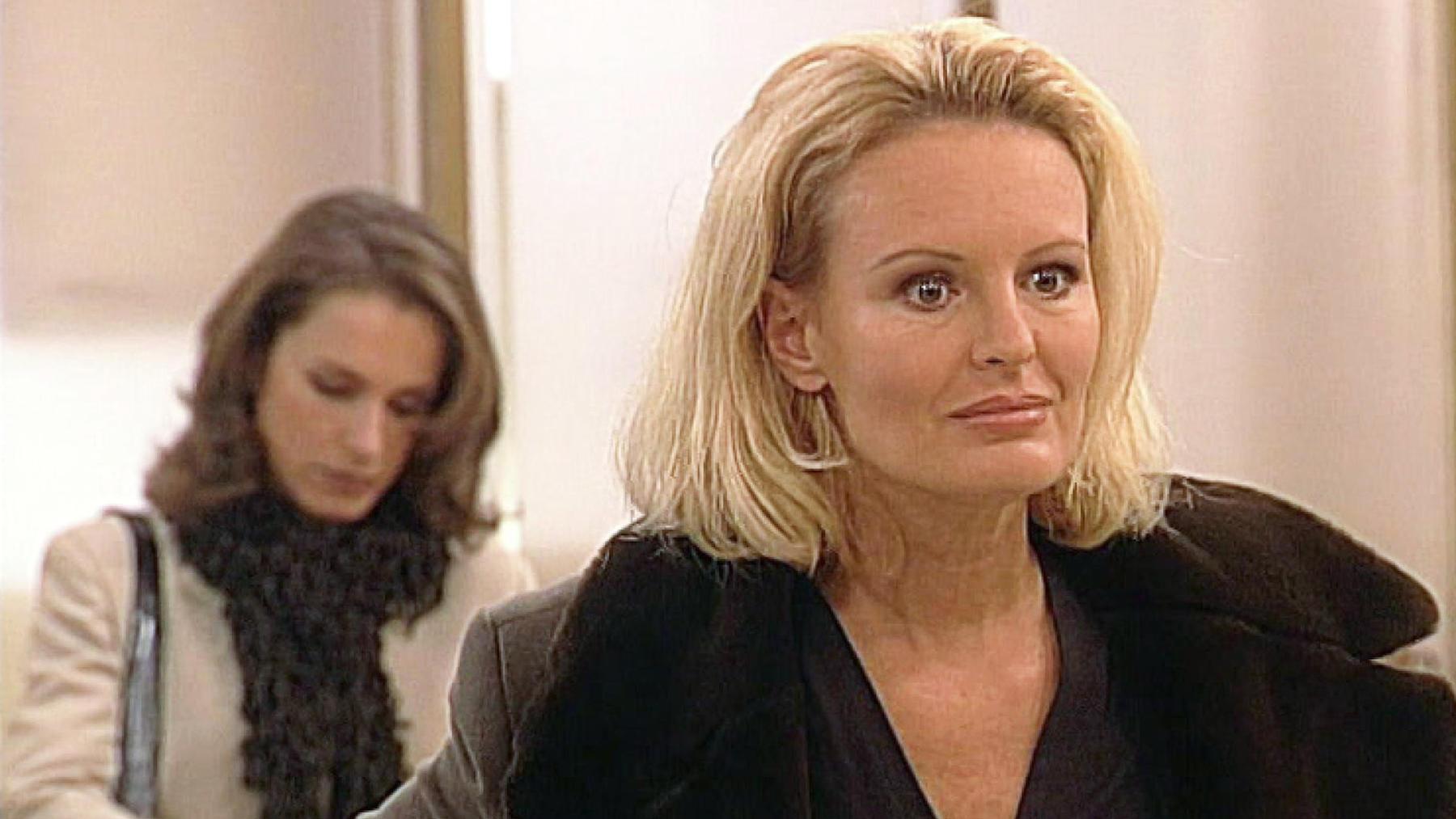 Claudia glaubt, ohne Viktor nicht mehr zurechtzukommen