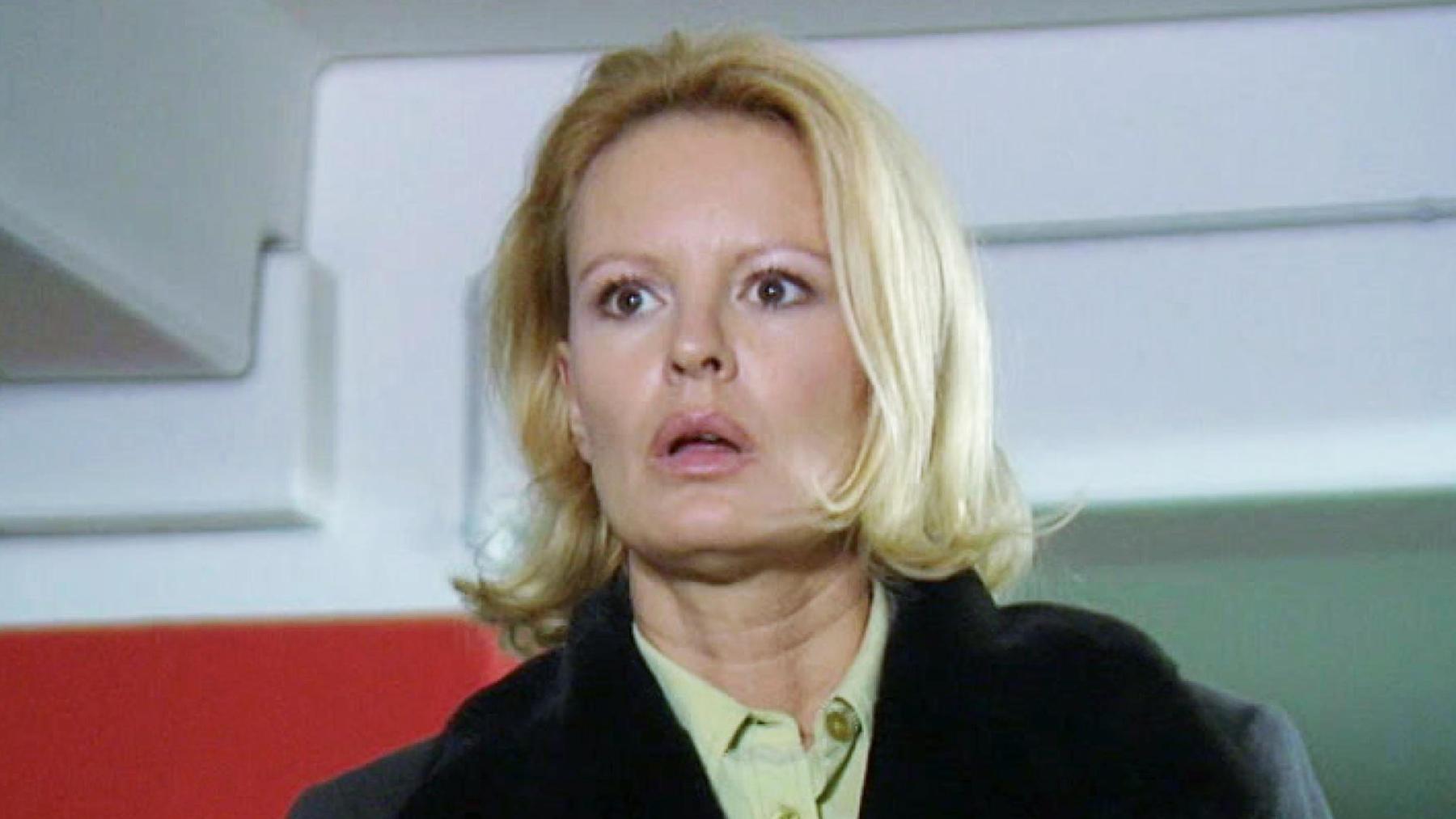Claudia erkennt, wer sie die ganze Zeit terrorisiert