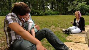 Teenievater kämpft um seine Liebe