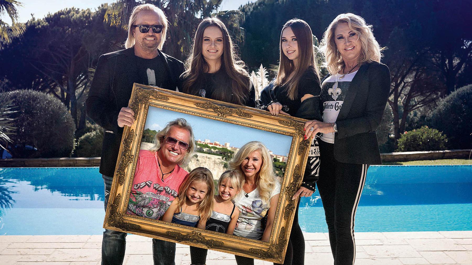 Die Geissens - 10 schrecklich glamouröse Jahre bei RTLZWEI