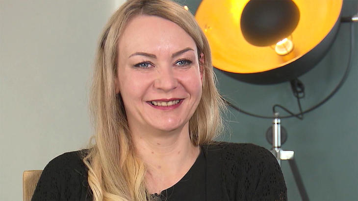 Gruppe Karlsruhe: Tag 1 / Claudia | Folge 1