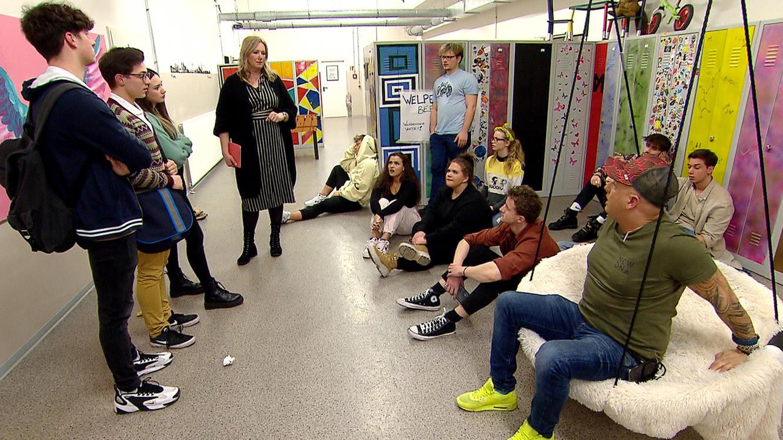 Folge 354 vom 19.04.2021 | Krass Schule - Die jungen Lehrer | Staffel 5 | TVNOW