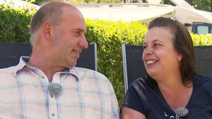 Heute u.a.: Stand Up Paddling für Annette und Andi