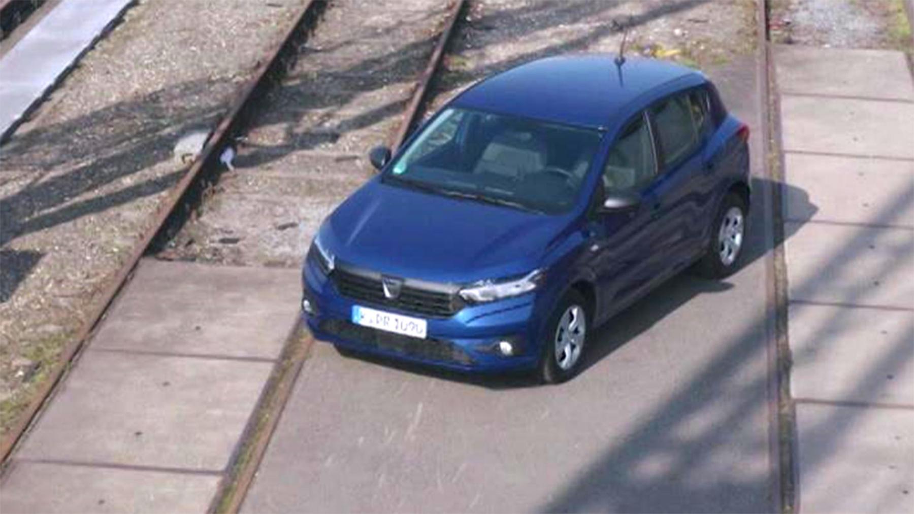 Thema u.a.: Der Dacia Sandero