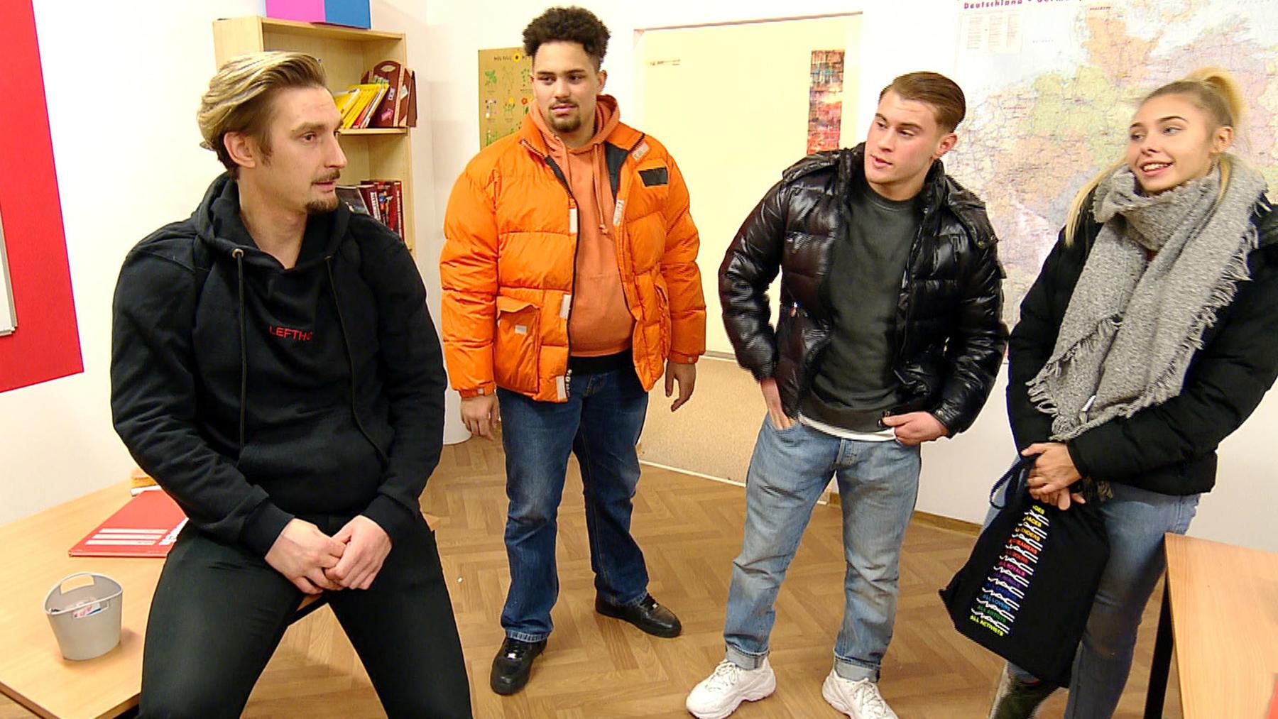 Ghetto-Besuch an der Schule eskaliert