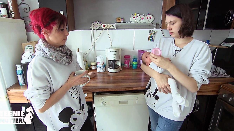 Folge 4 vom 28.04.2021 | Teenie-Mütter - Wenn Kinder Kinder kriegen | TVNOW