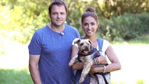 "Heute u.a.: Sabrina Setlur mit Hund ""Kenzo"""