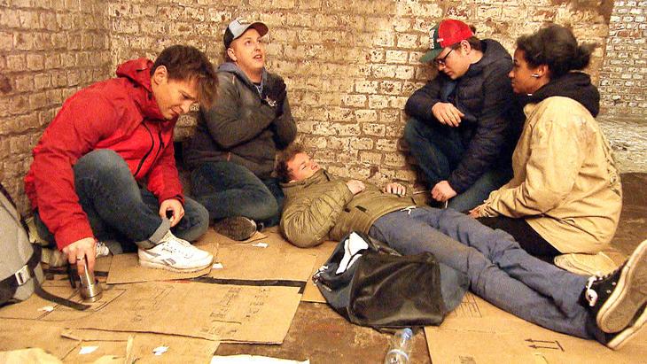 Schüler gefangen im Bunker - Teil 3   Folge 370