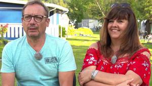 Heute u.a.: Ingo und Marion am Chiemsee