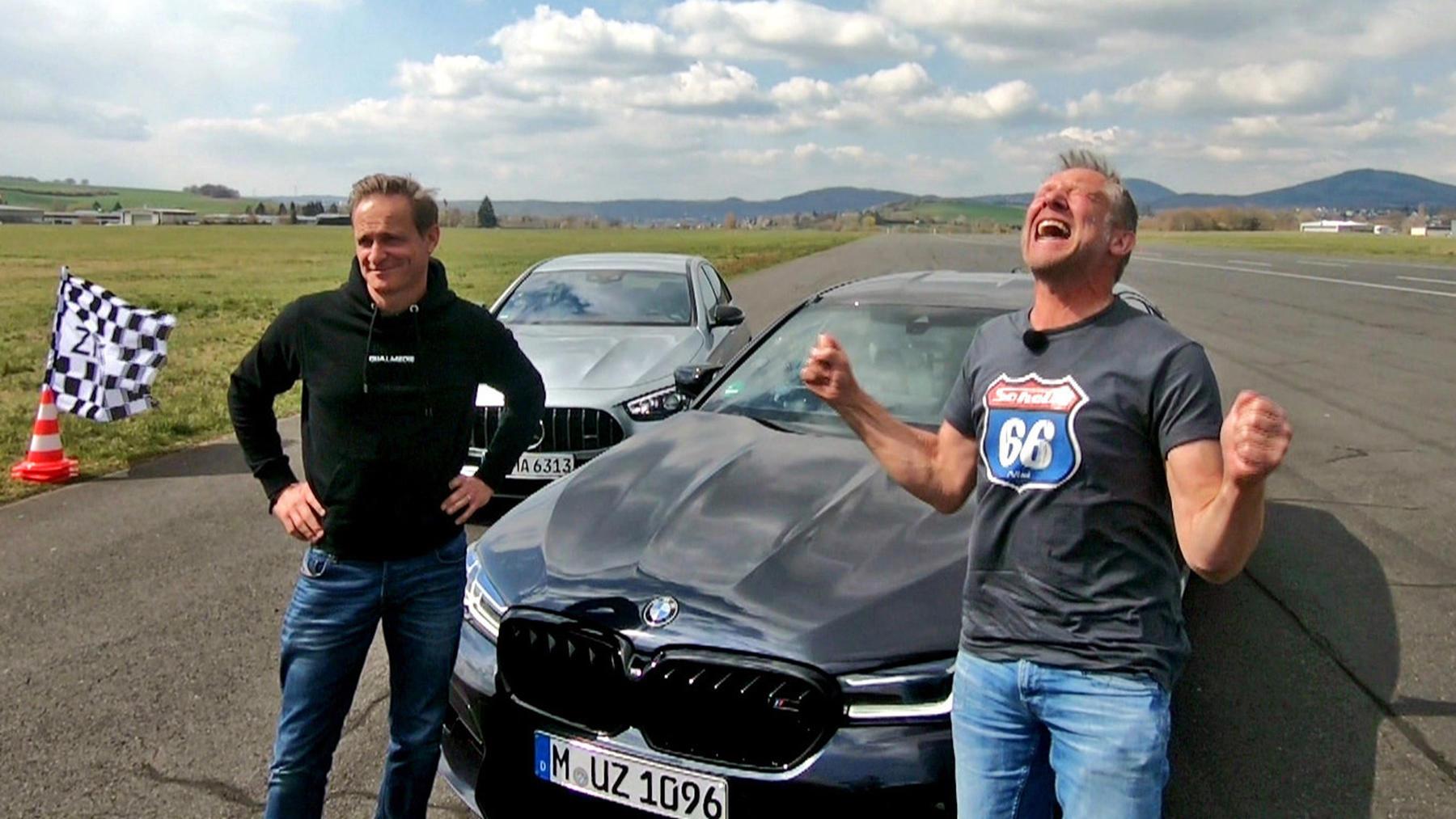 Matthias und Niki testen die ultimativen Power-Limos