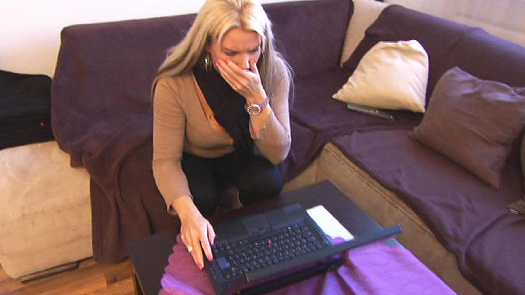 Frau blamiert Familie in Internet-Forum