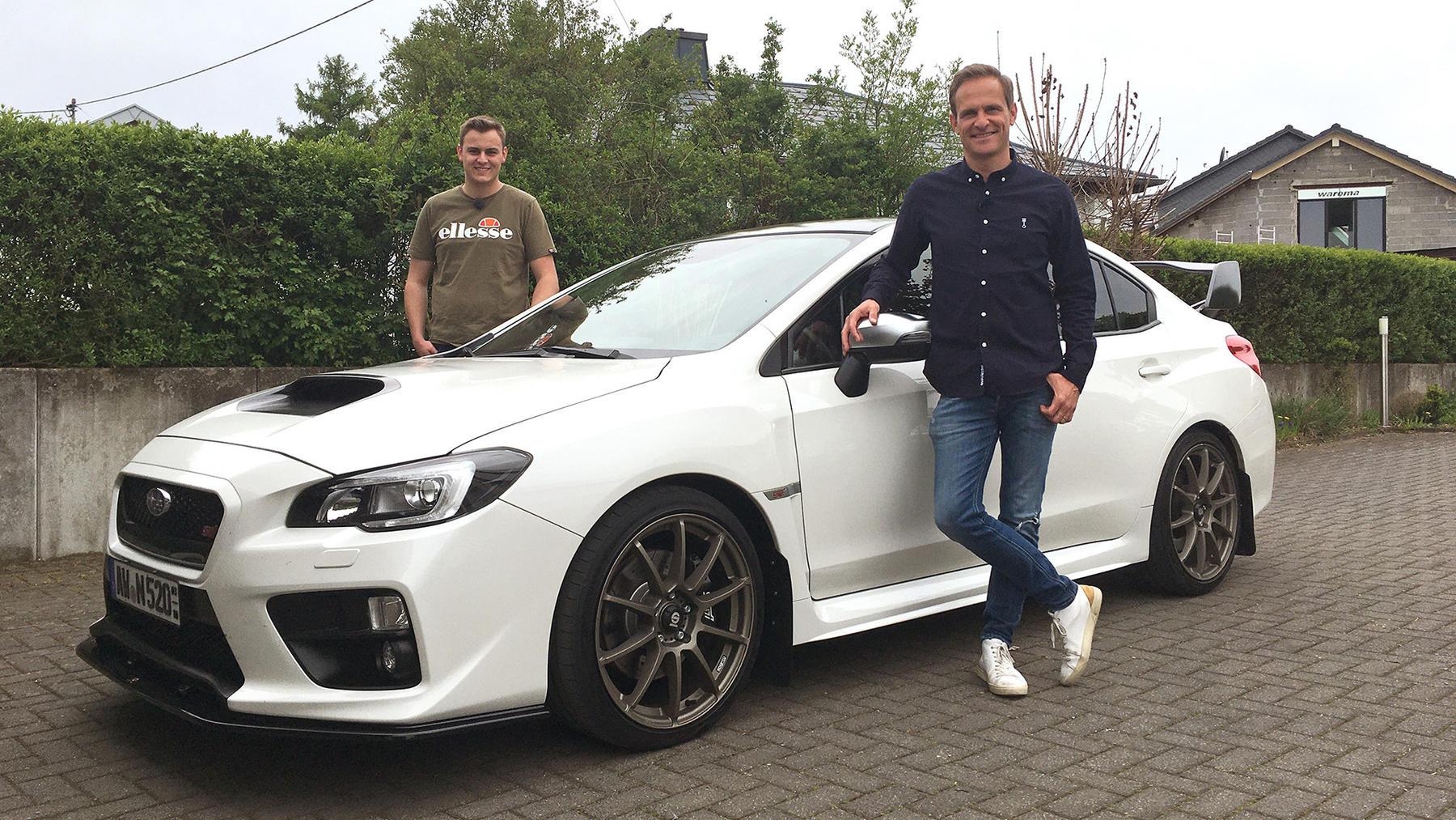 Matthias' Top 3 der gebrauchten Japan-Sportler   Garage Bros. - Golf   Ferrari Portofino M