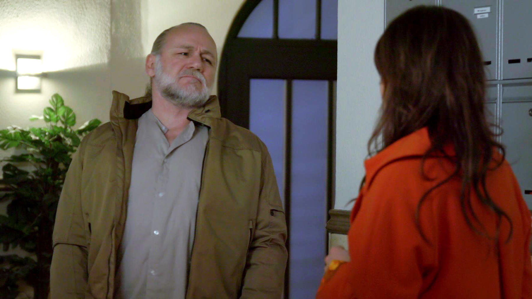 Britta fühlt sich erneut von Robert unterschätzt
