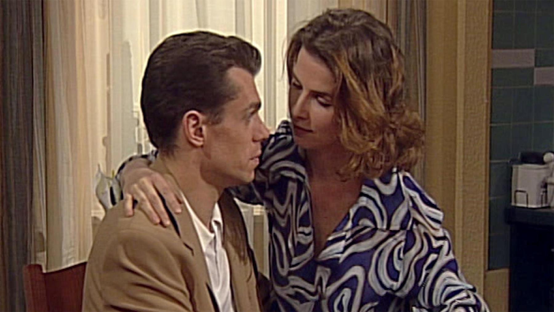 Frank und Vanessa werden zu Geschäftspartnern