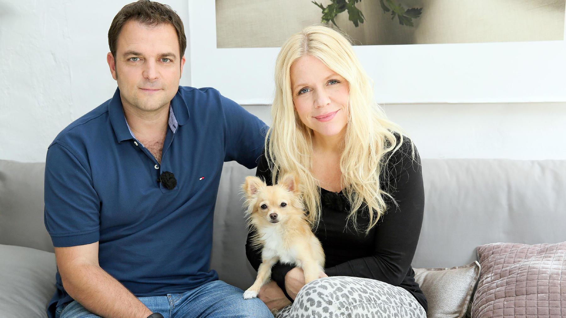 Heute u.a.: Charlotte Karlinder und ihr Chihuahua