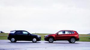 Thema u.a.: Vergleichstest Audi Q2 vs. BMW X1