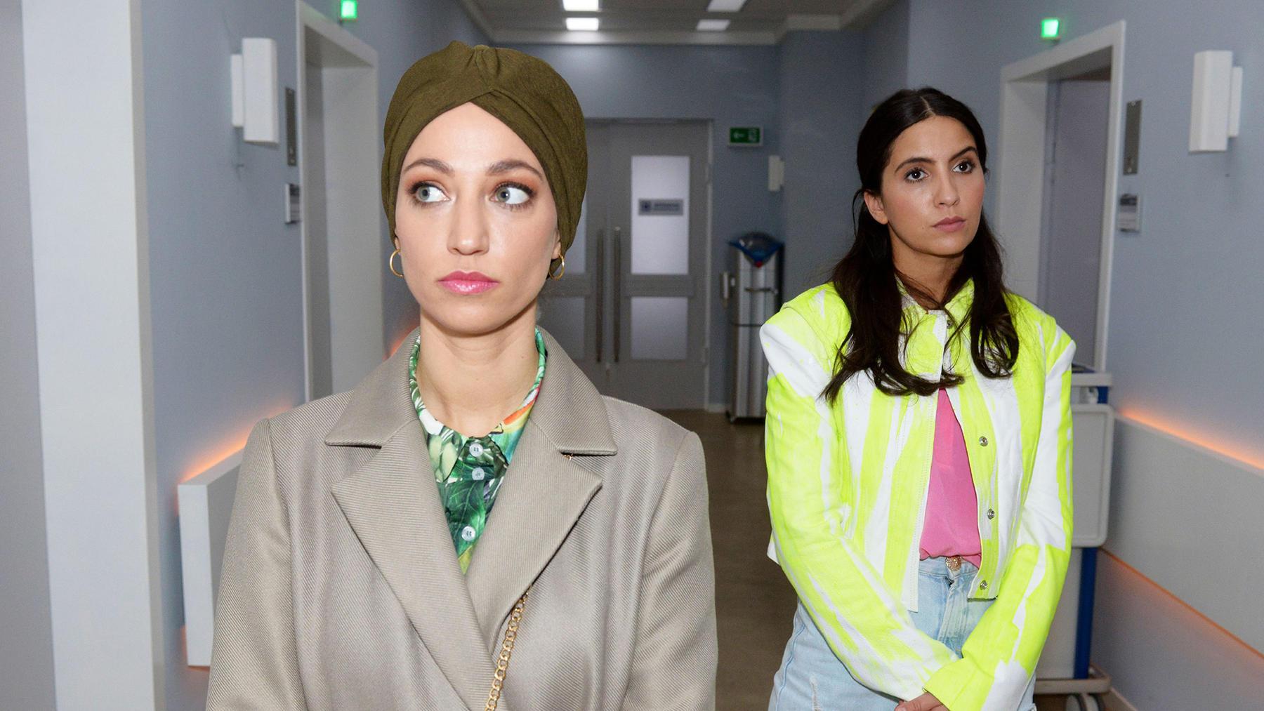 Nazan fragt sich, worauf sie und Felix noch warten