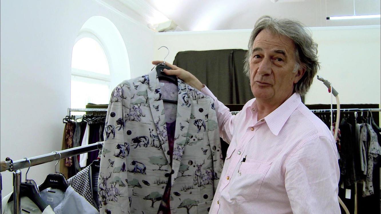 Paul Smith, Gentleman Designer im Online Stream | TVNOW