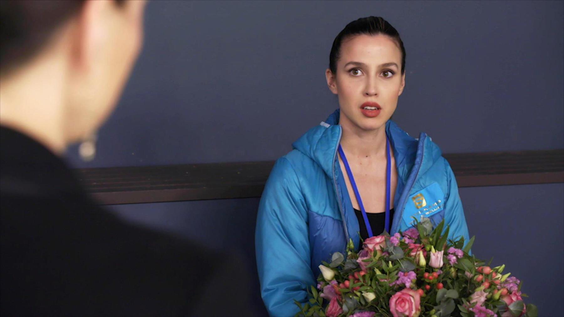 Obwohl Greta gewonnen hat, steht Chiara im Mittelpunkt
