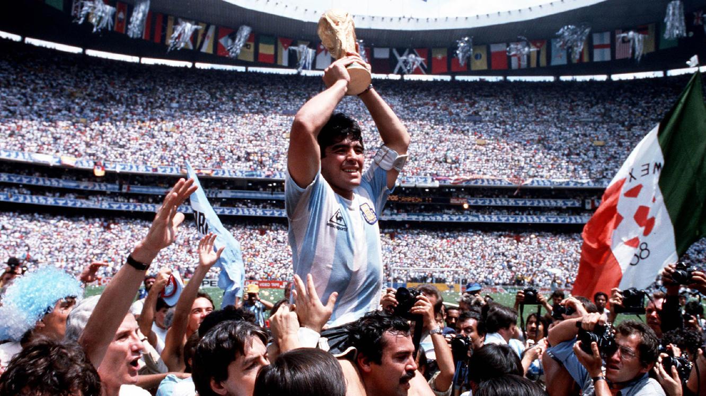 Diego Maradona im Online Stream   TVNOW