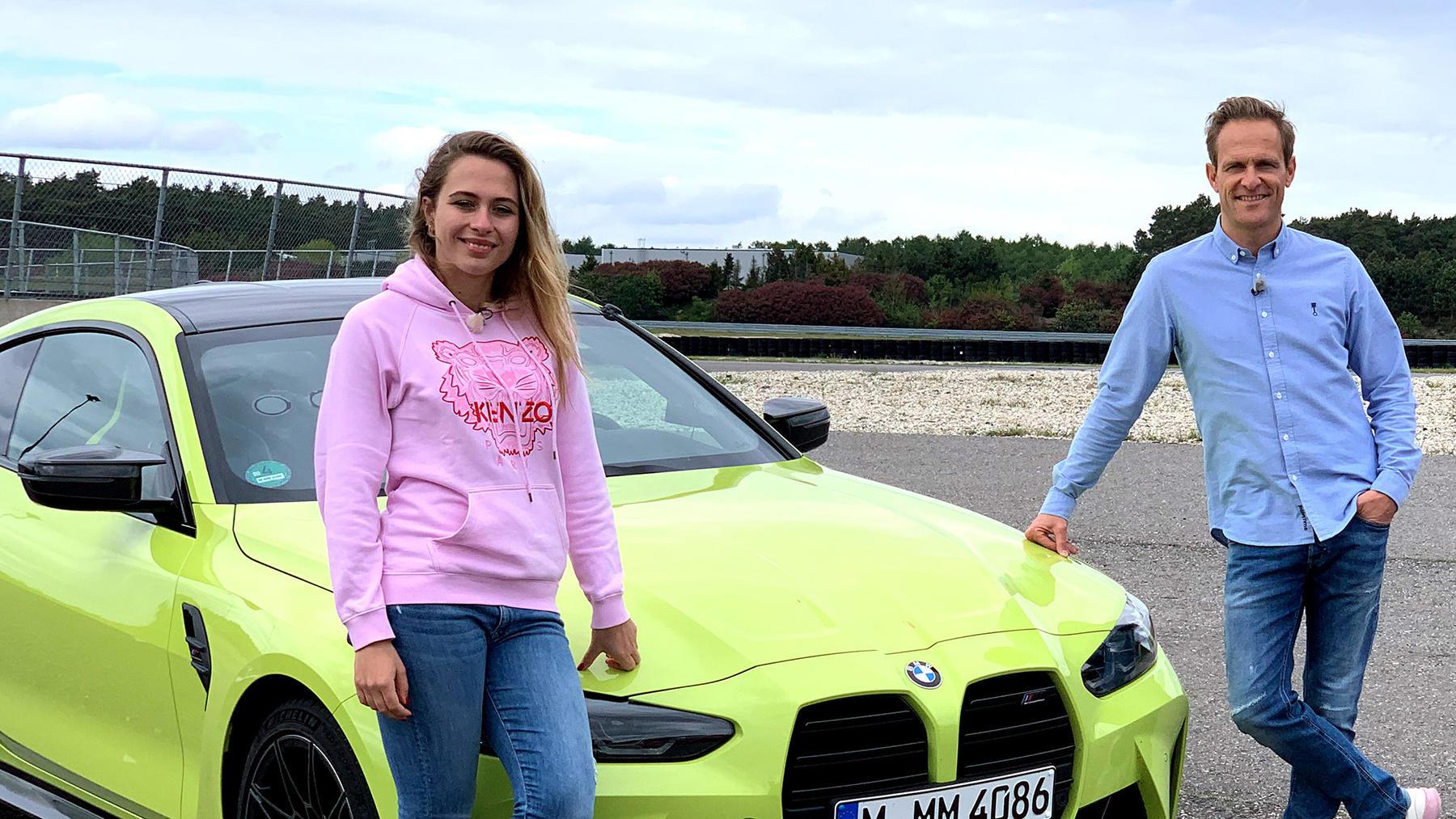 Performance-Coupés - BMW M4 Competition vs. Porsche 911 Carrera S