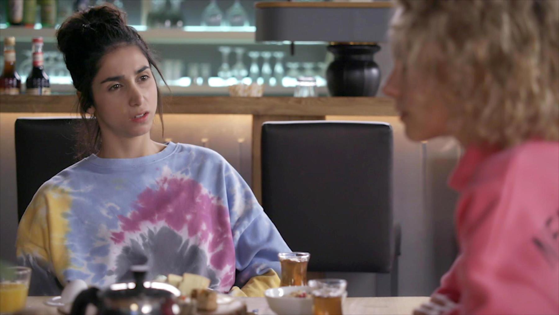 Leyla gerät in einen Konflikt