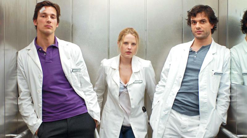 Doctor's Diary - alle drei Staffeln